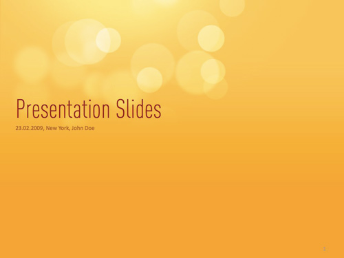 40 Awesome Keynote And PowerPoint Templates And Resources Noupe