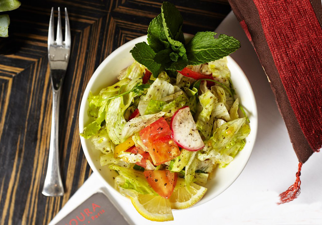 Noura Mountain Salad