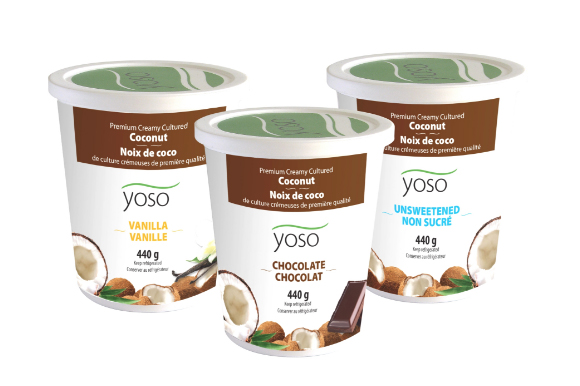 Yoso non dairy yogurts selects Nourish as agency of record