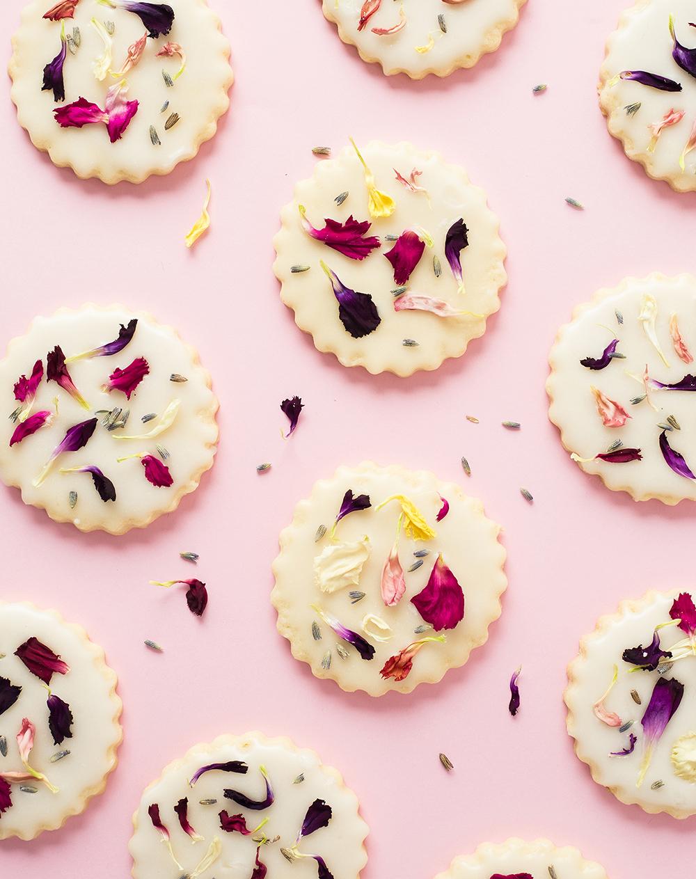 flower-cookies