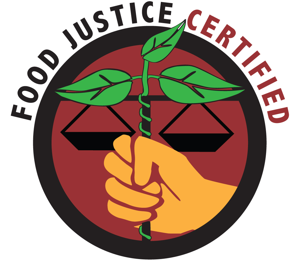 Food Justice Certified logo