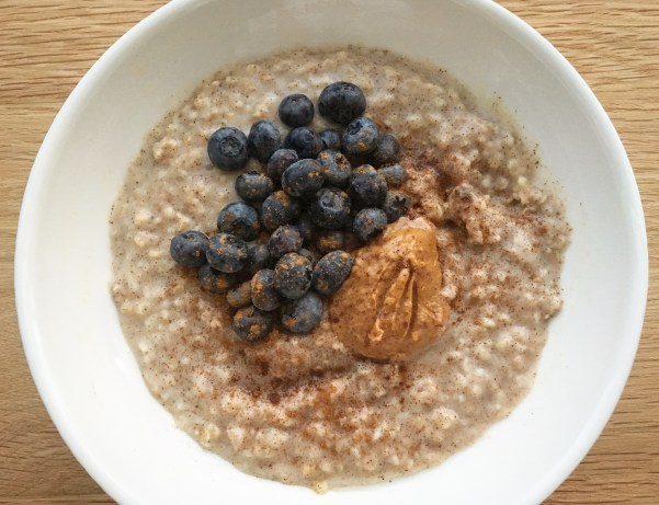 Egg White Oats - Protein Oatmeal
