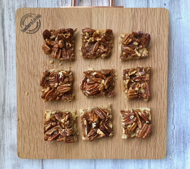 Make-Ahead Paleo Pecan Pie Bars