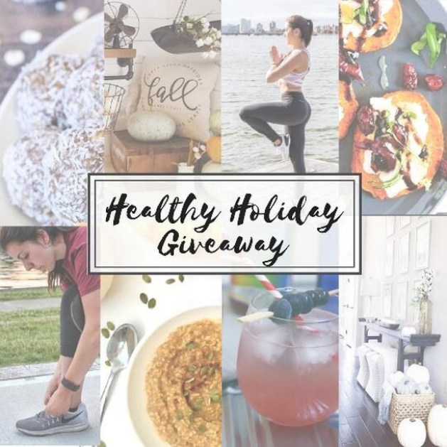 Healthy Holiday Giveaway