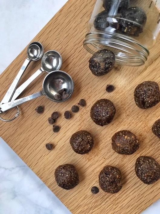No Bake Cocoa Collagen Energy Bites (1)