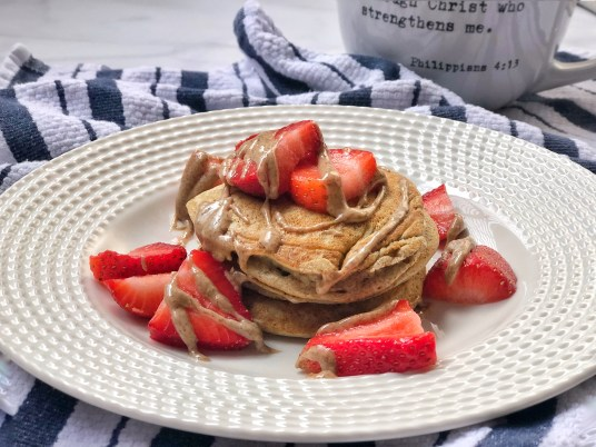 Gut Friendly Collagen Pancake
