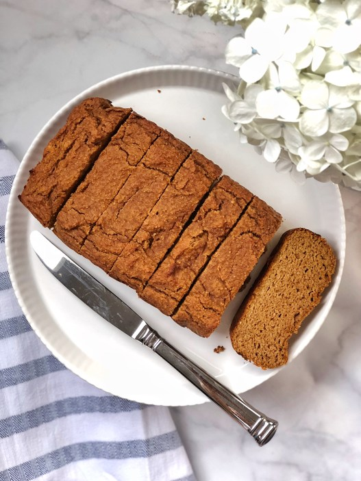 Perfect Paleo Pumpkin Bread