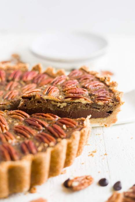 What Molly Made Chocolate Pecan Pie