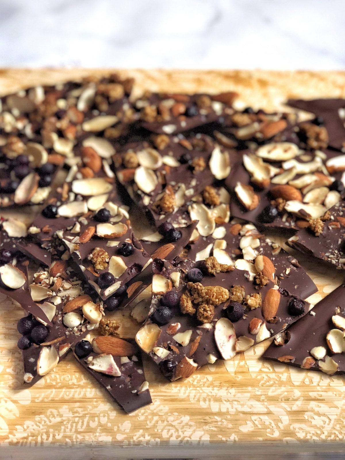 Paleo Superfood Bark