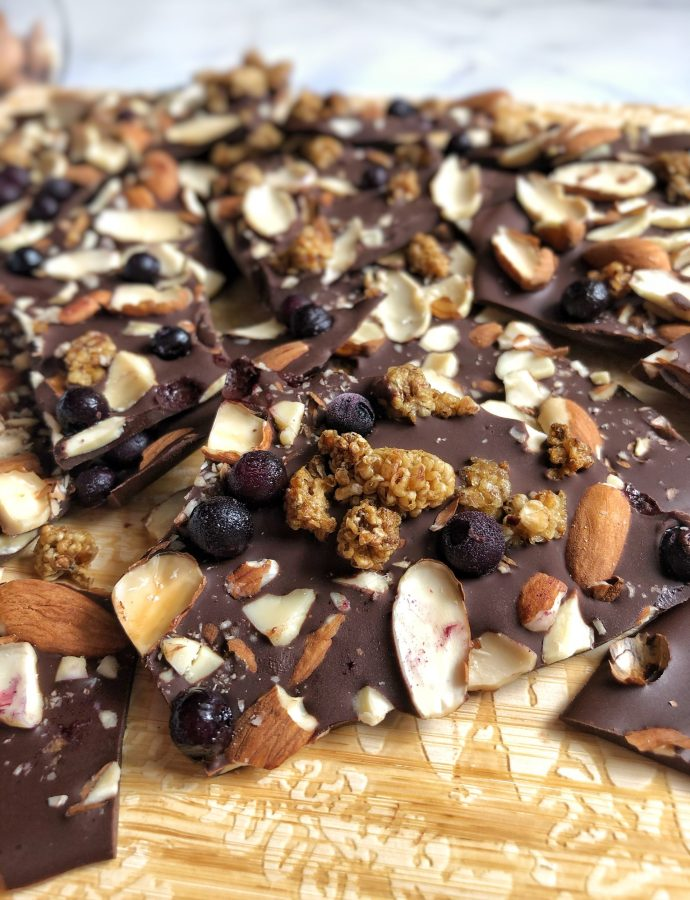 Paleo Superfood Bark