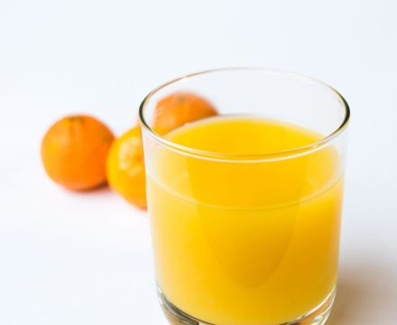 Creamsicle Adrenal Cocktail