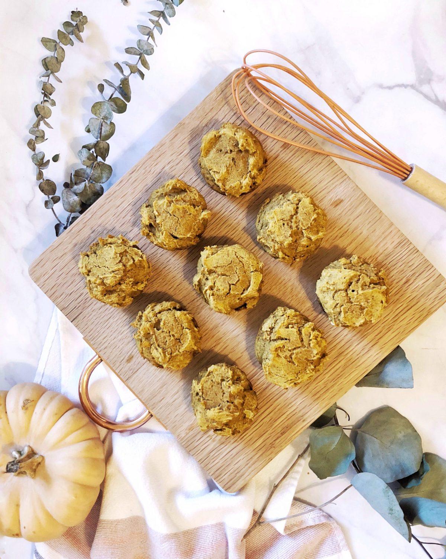 Easy Gluten Free Pumpkin Muffins