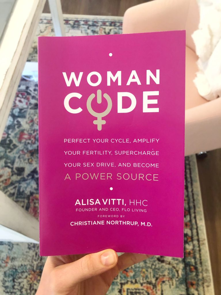 """Woman Code"" by Alisa Vitti"