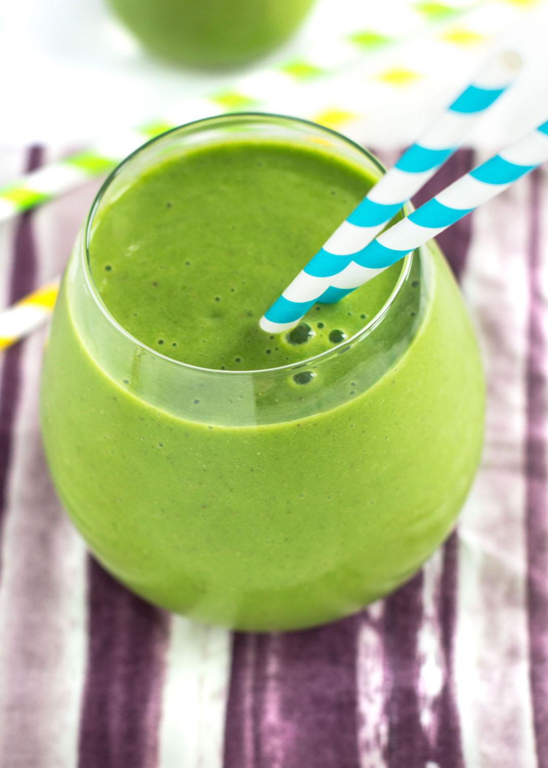 My Favourite Green Smoothie   recipe   smoothie   gluten free, vegan, healthy