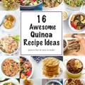 16 Awesome Quinoa Recipe Ideas