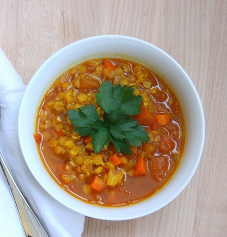 Indian Lentil Dahl | 16 Awesome Soup Recipe Ideas | The BEST soups, stews and chilis from around the internet!