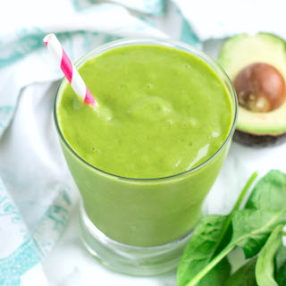 Mango Avocado Green Smoothie
