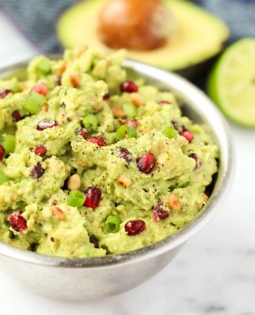 9 Awesome Guacamole Recipe Ideas | Pomegranate Guacamole