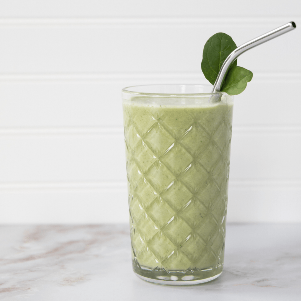 Kale, Banana and Avocado Smoothie