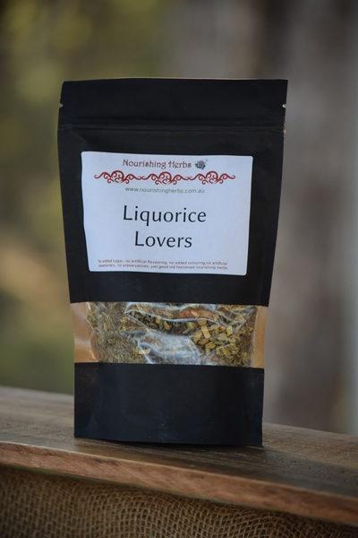 Liquorice Lovers