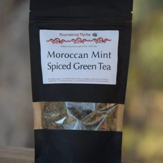 Moroccan Mint Spiced Green Tea