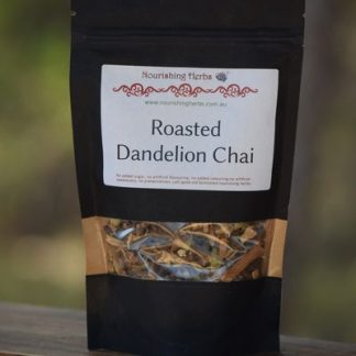 Roasted Dandelion Chai