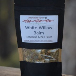 White Willow Balm - Headache & Pain Relief