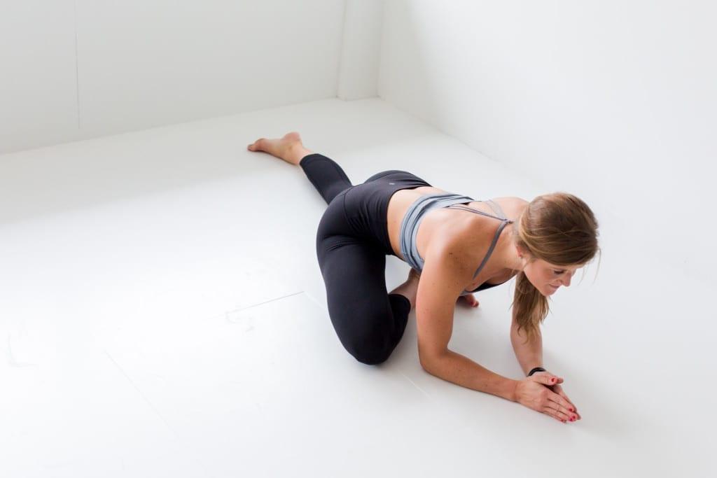 10 morning yoga poses --- www.nourishmovelove.com
