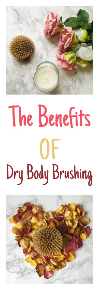 The benefits of dry body brushing