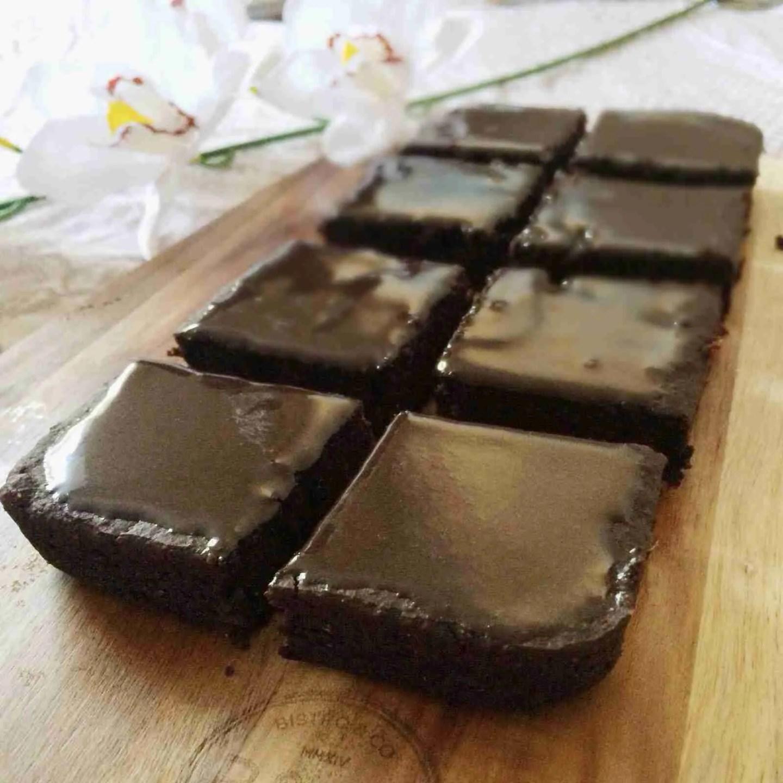 Healthy Vegan Chocolate Sheet Cake Recipe