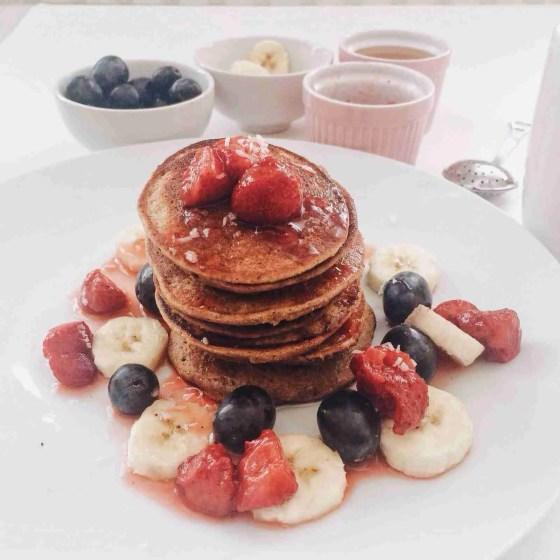 Super food pancake recipe