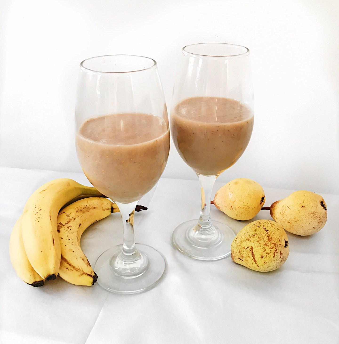 Spicy Pear Smoothie Recipe