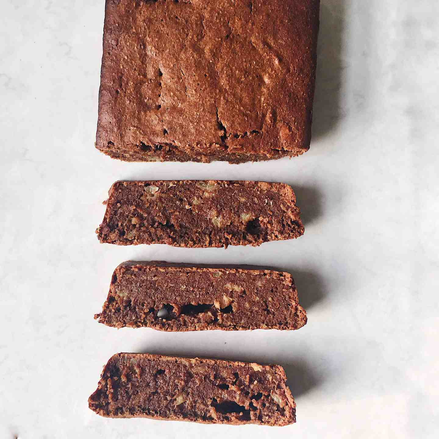 Healthy Chocolate Banana Bread Recipe