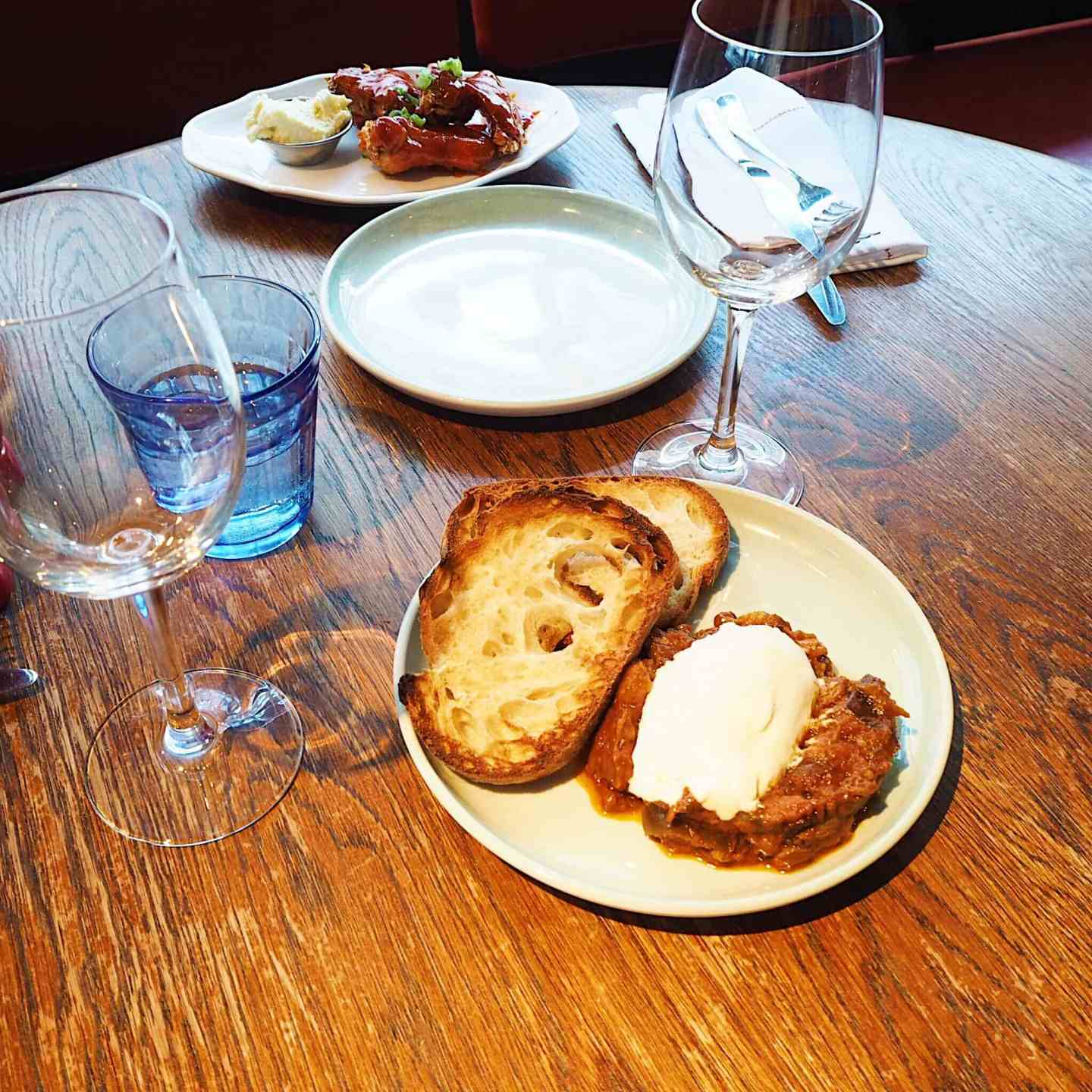 Riding House Cafe London Review