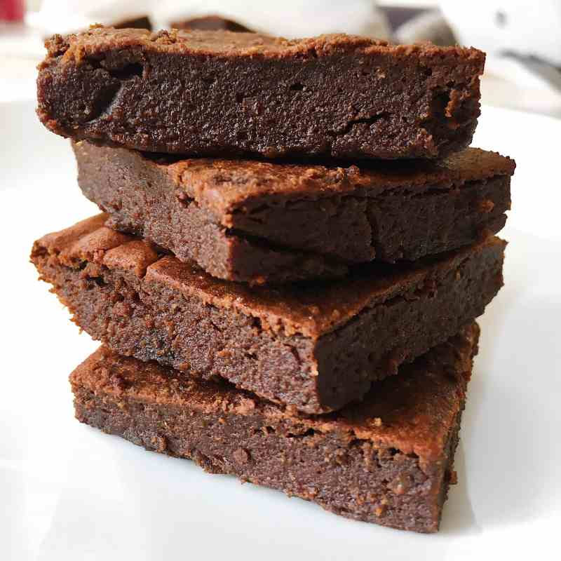 Healthy Sweet Potato Brownies Recipe