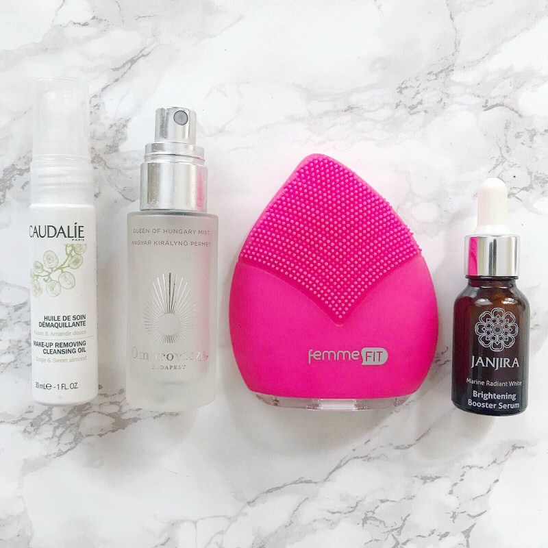 Discovering Femme Fit Sonic Cleanser Review