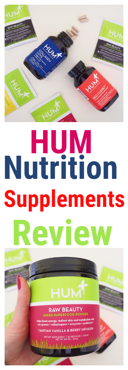 Hum Nutrition Supplements Review