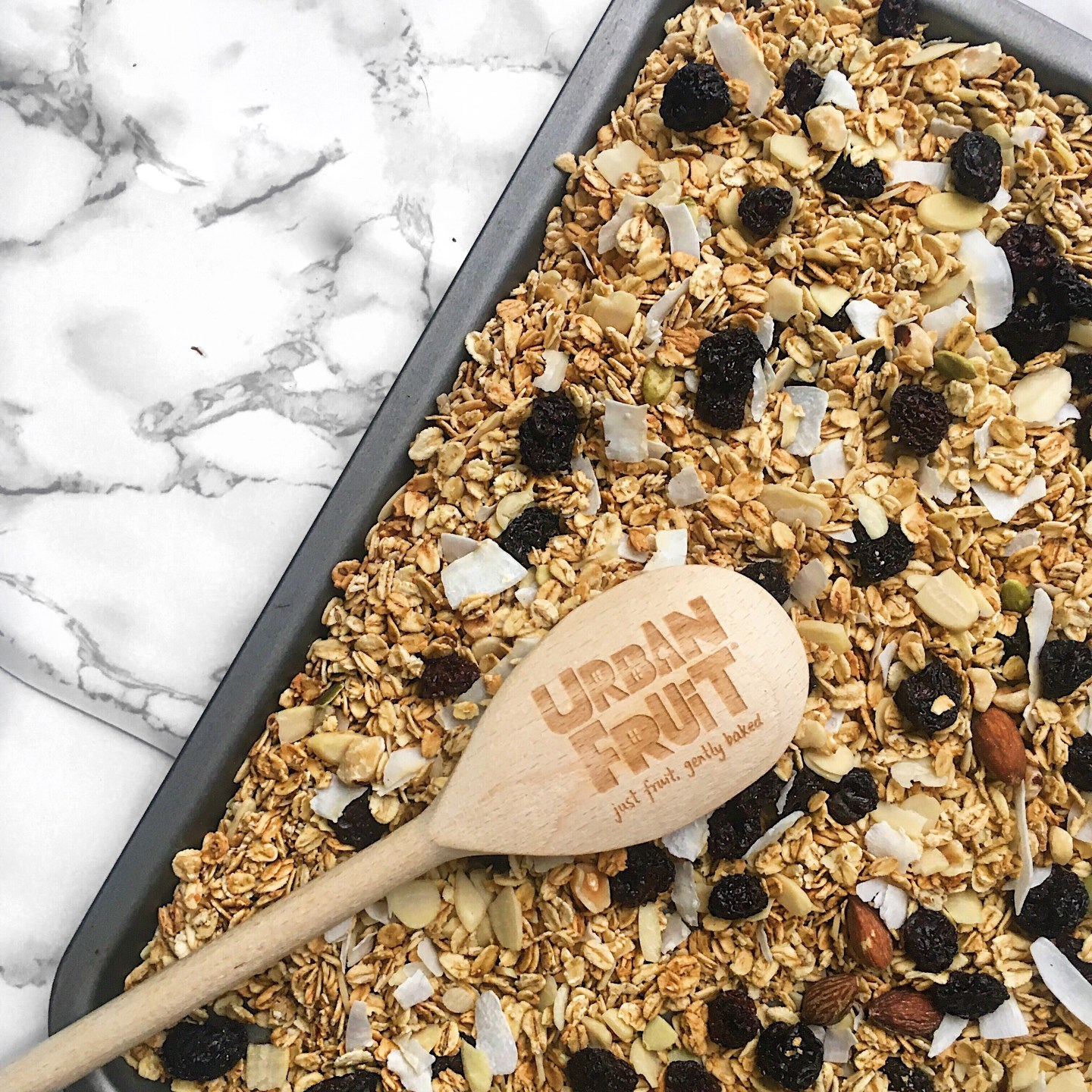 Healthy and Delicious Cherry Granola