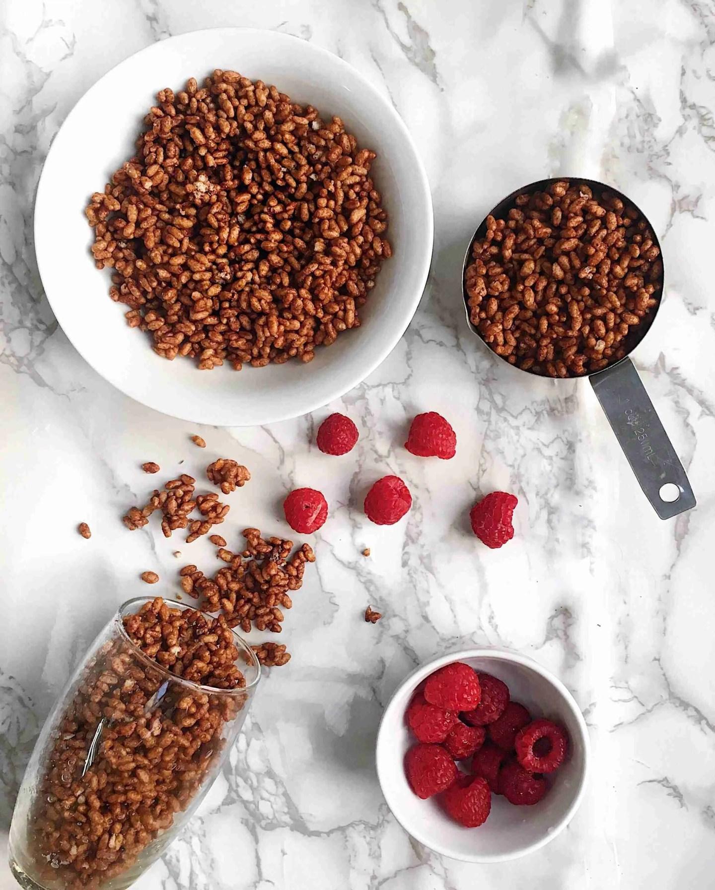 Healthy Coco Pops Cereal Recipe