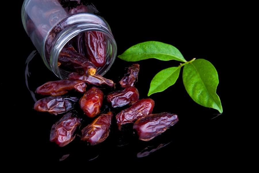 Dattes (fruits secs)