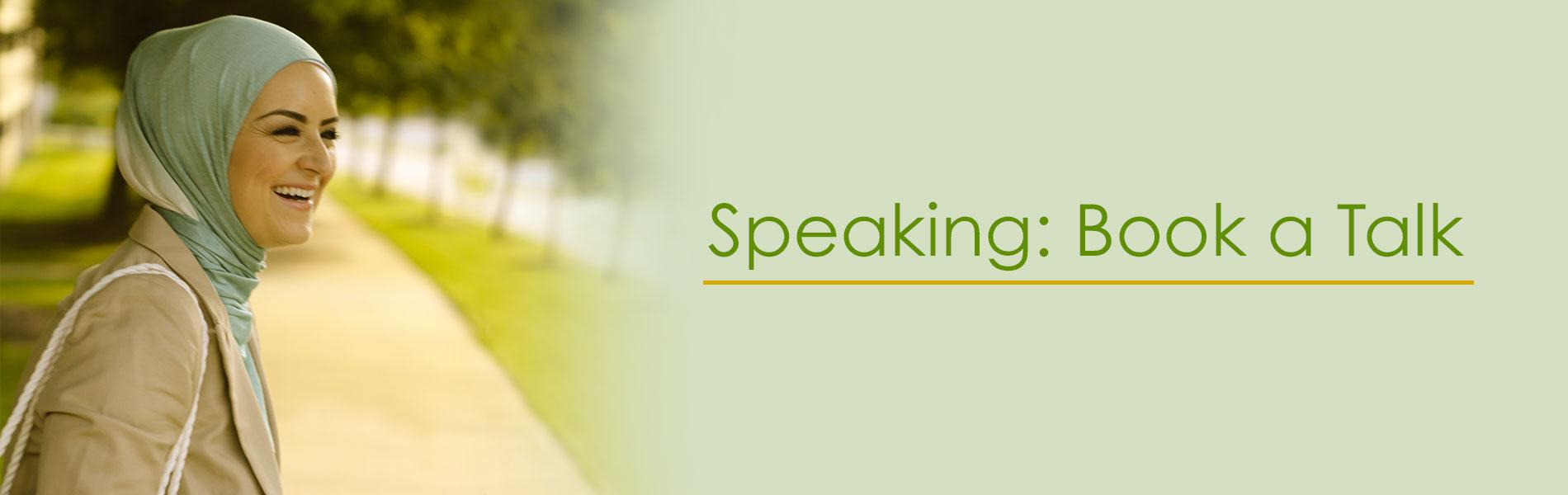 Speaking Nour