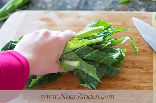 How to Cook Collard Greens 5