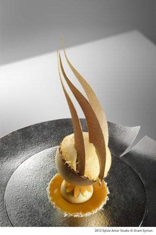 21. Mr. Sébastien Serveau -Douceur lactée de mangue et noix de coco acidulée