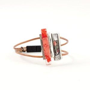 Bracelet Frantz sorbet Chagnon