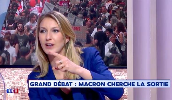 Grille Lci En 2021 Ruth Elkrief Debarque Sur La Chaine Info Actualite Tv Nouveautes Tele Com