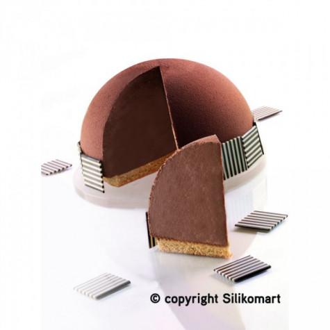 moule a gateau demi sphere 11 5cm