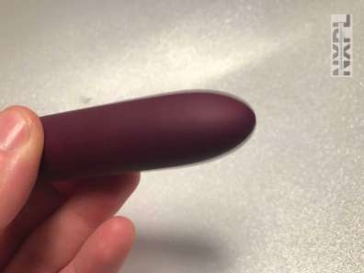 Test du mini vibromasseur ultra puissant Passage Du désir Loïca - NXPL