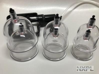 Test des coupes d'aspiration Pipedream Fetish Fantasy Cups - NXPL