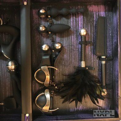 Unboxing de la gamme Lelo Anniversary Collection - NXPL