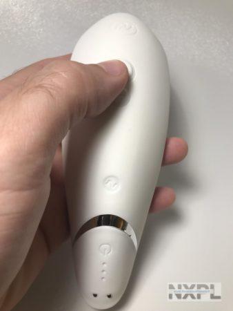 Test du Womanizer Premium Blanc - La nouvelle référence des stimulateurs clitoridiens - NXPL